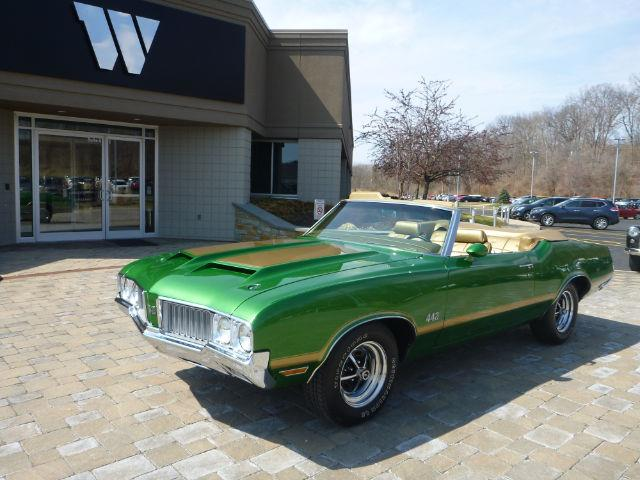 1970 Oldsmobile Cutlass 442 Conv | 907181