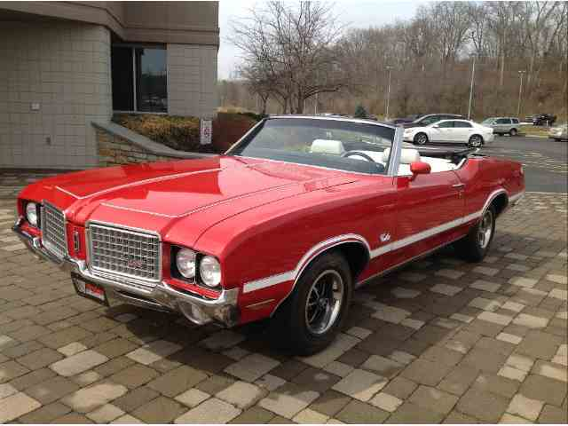 1972 Oldsmobile Cutlass | 907184