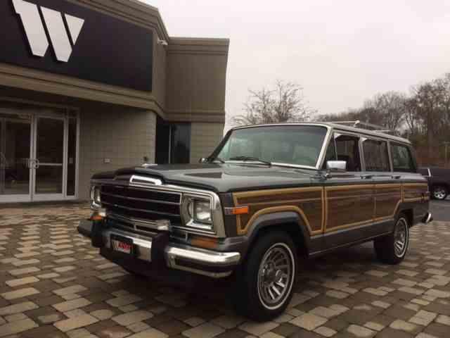 1989 Jeep Wagoneer | 907185