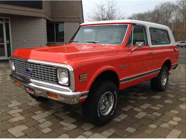 Picture of 1972 Blazer located in Milford Ohio - JFZN