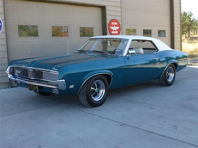 1969 Mercury Cougar | 907188