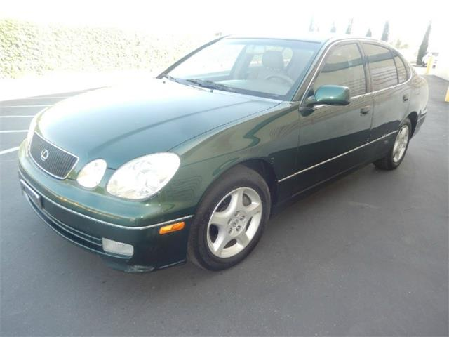 1999 Lexus GS 300 Luxury Perform Sdn | 900719