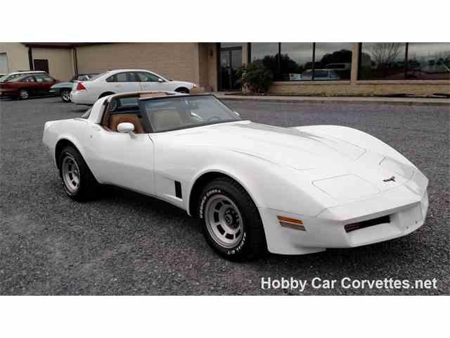 1981 Chevrolet Corvette | 907193