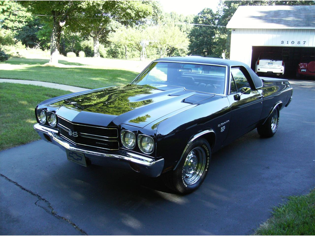1970 chevrolet el camino ss for sale cc 907194. Black Bedroom Furniture Sets. Home Design Ideas