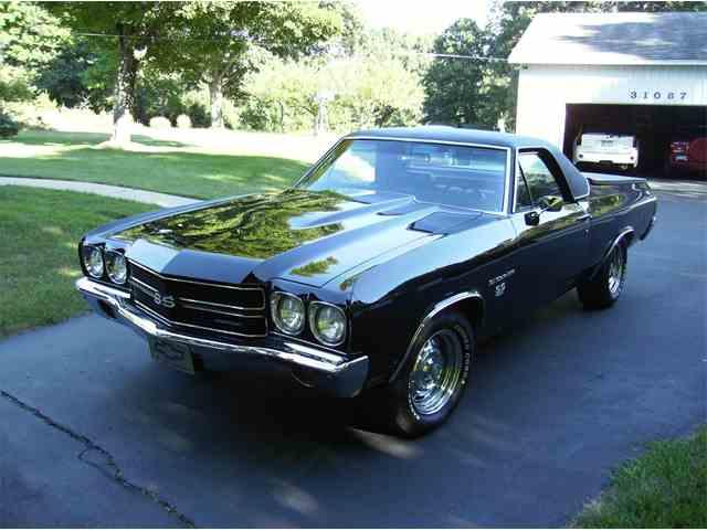 1970 Chevrolet El Camino SS | 907194