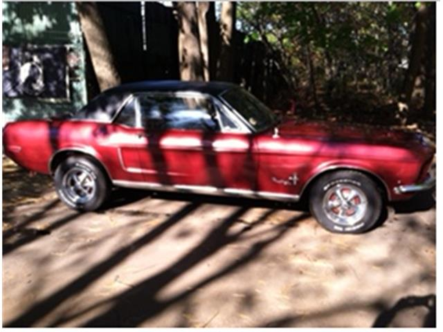 1968 Ford Mustang | 907197