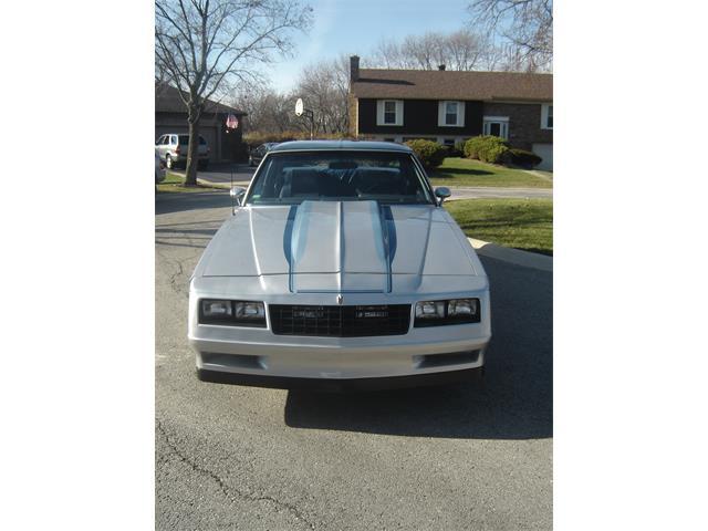 1985 Chevrolet Monte Carlo SS | 907201