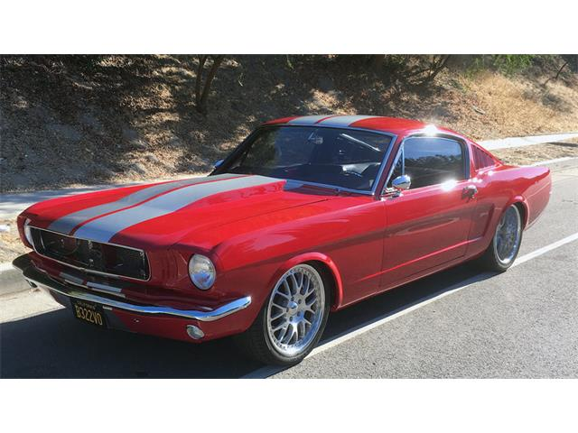 1965 Ford Mustang | 907203