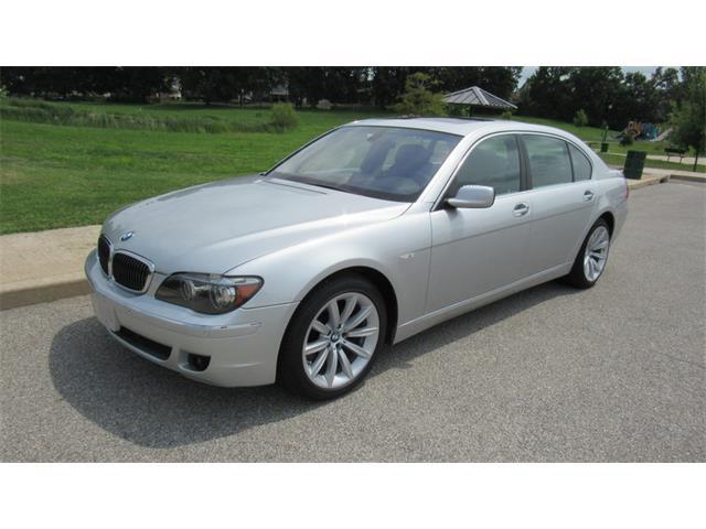 2008 BMW 750li | 907209
