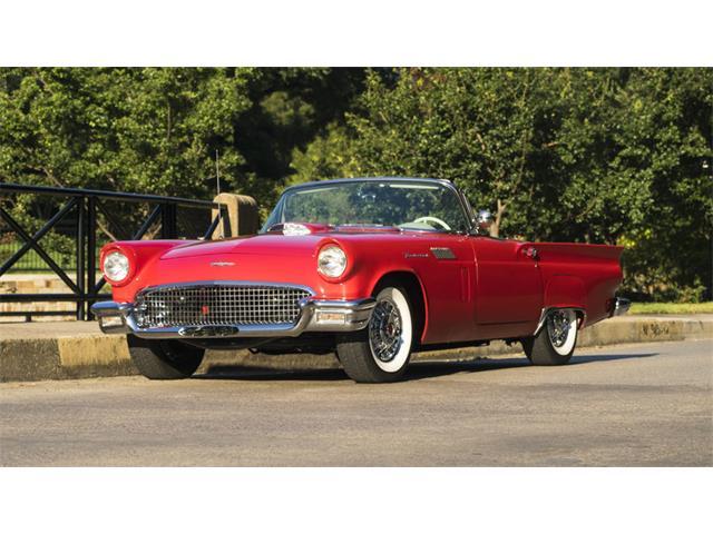 1957 Ford Thunderbird | 907210