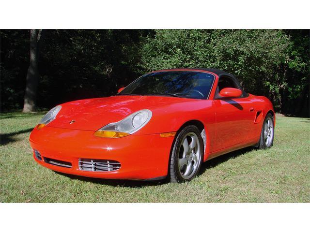 2002 Porsche Boxster | 907211
