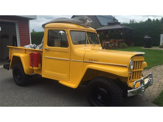 1959 Willys Jeepster | 907215