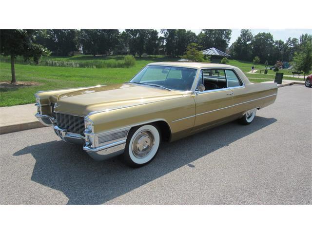 1965 Cadillac Coupe DeVille   907219