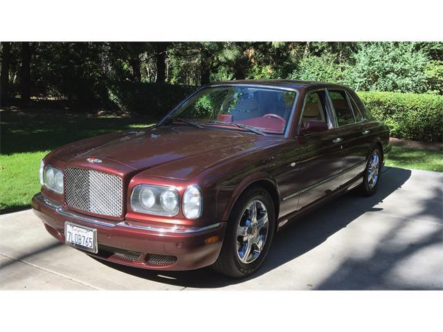 2001 Bentley Arnage | 907220