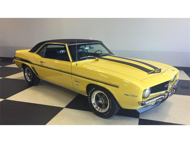 1969 Chevrolet Camaro | 907223