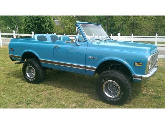 1972 Chevrolet Blazer | 907227