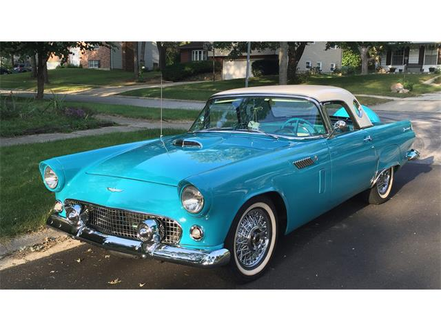 1956 Ford Thunderbird | 907228