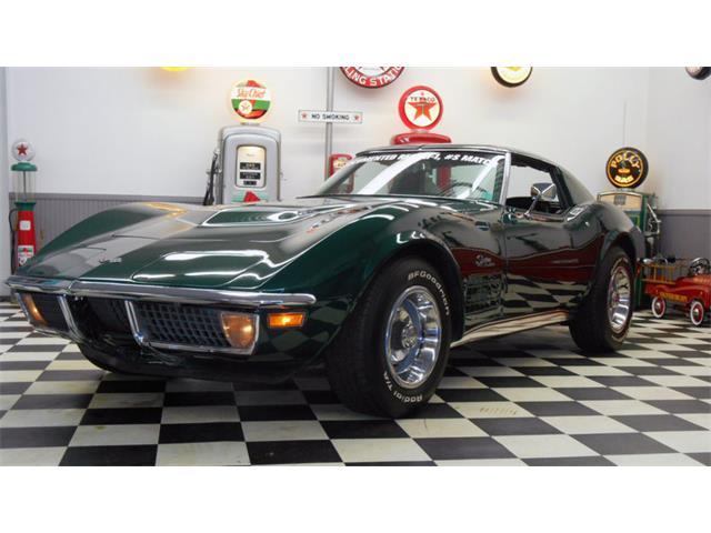 1971 Chevrolet Corvette | 907231