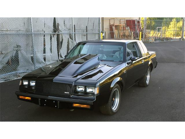 1987 Buick Grand National | 907232