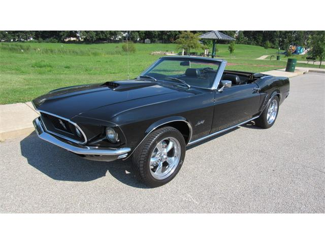 1969 Ford Mustang | 907236