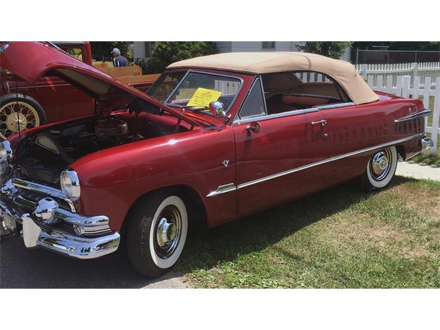 1951 Ford Convertible | 907239