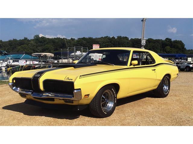 1970 Mercury Cougar | 907240