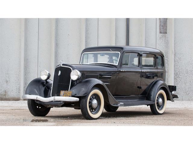 1934 Plymouth Sedan | 907246