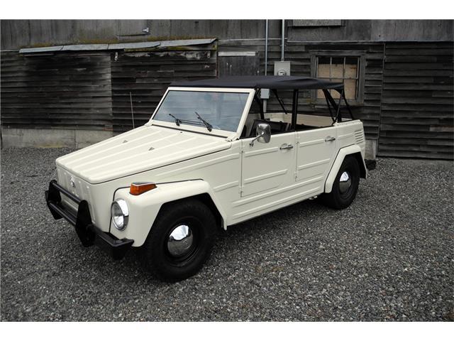 1973 Volkswagen Thing | 907250