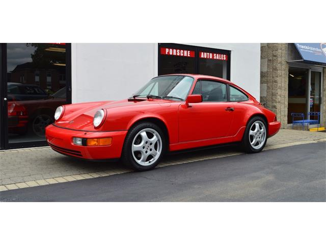 1991 Porsche Carrera 2 Coupe | 907254