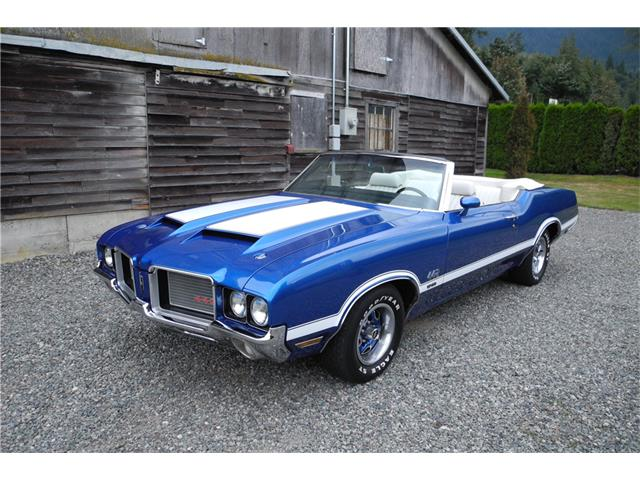 1972 Oldsmobile Cutlass | 907257