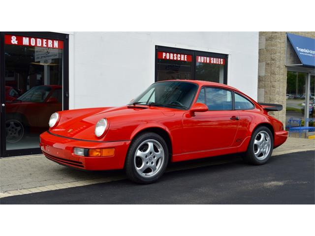 1993 Porsche RS America | 907259