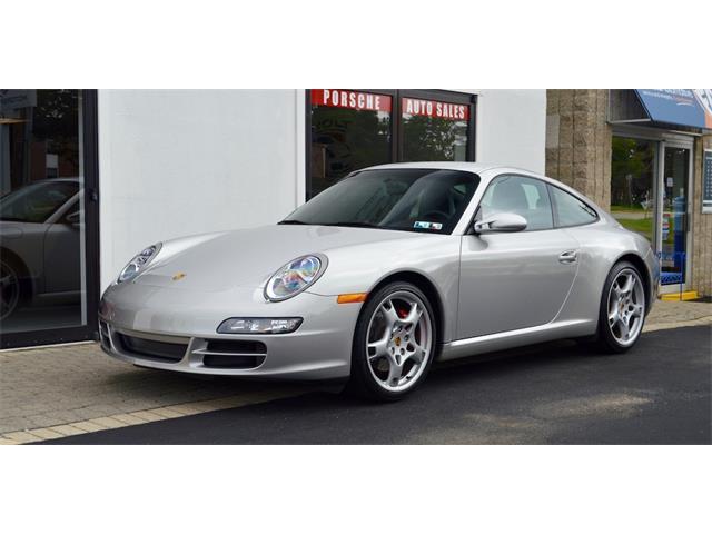 2006 Porsche (997) Carrera S Cpe. One Owner | 907261