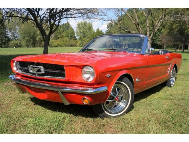 1965 Ford Mustang | 907271