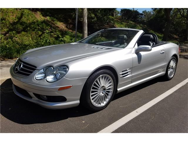2004 Mercedes-Benz SL500 | 907273