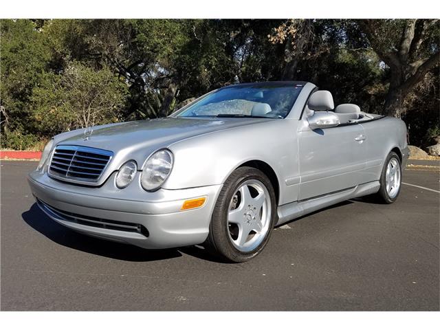 2001 Mercedes-Benz CLK430 | 907275