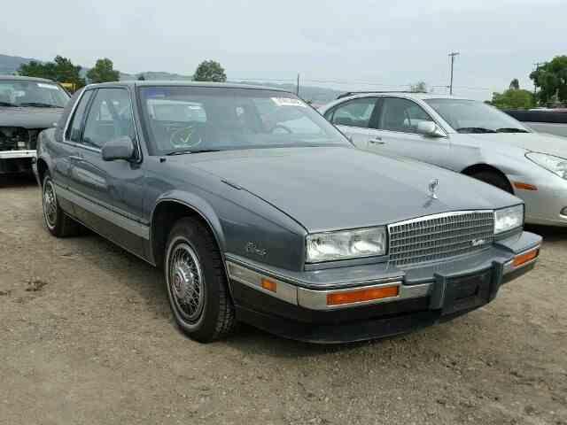 1987 Cadillac Eldorado Biarritz | 900729