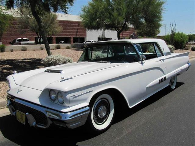 1958 Ford Thunderbird | 900073