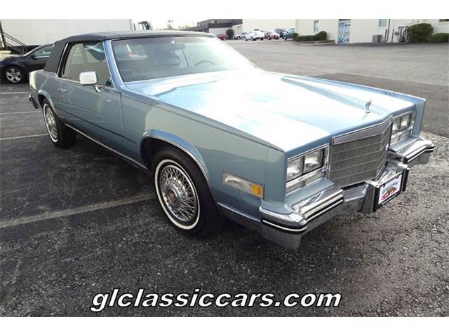 1985 Cadillac Eldorado | 907300