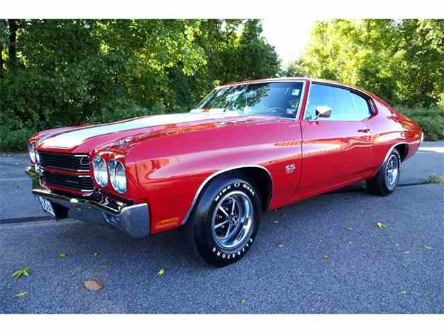 1970 Chevrolet Chevelle | 907301