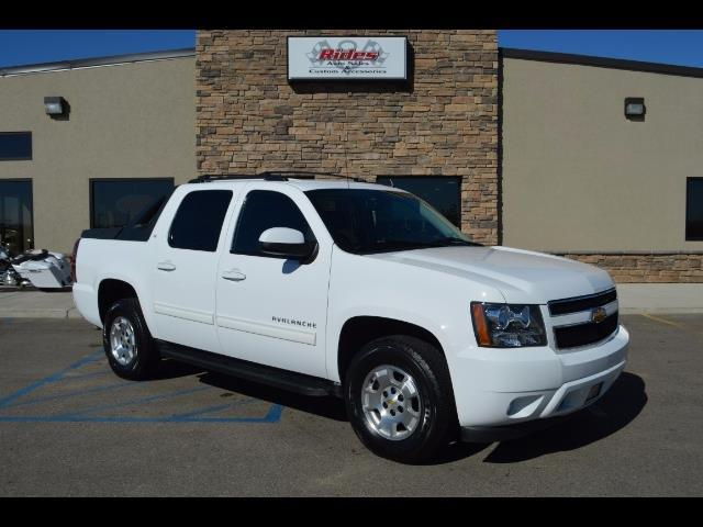 2012 Chevrolet AvalancheLT | 907306