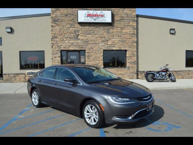 2015 Chrysler 200 SeriesLimited | 907311