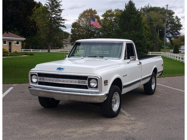 1970 Chevrolet C/K 20 | 907313