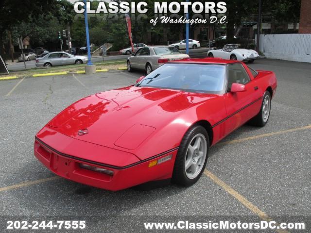 1990 Chevrolet Corvette | 907315