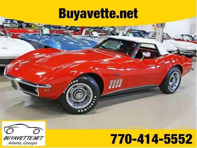 1969 Chevrolet Corvette | 907316