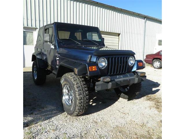 2000 Jeep Wrangler | 907317