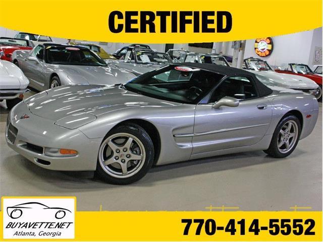 2000 Chevrolet Corvette | 907320