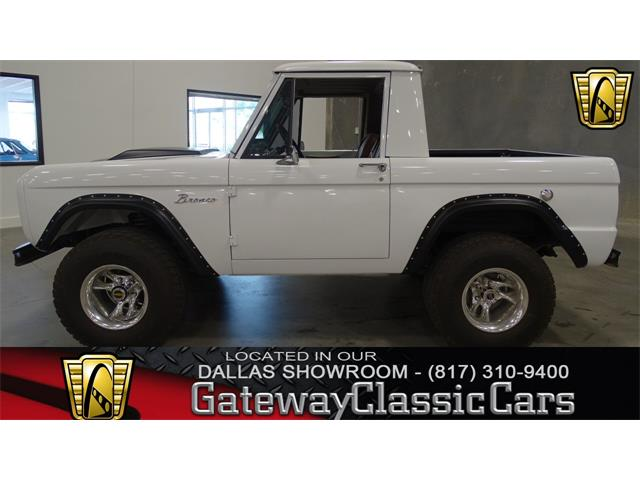 1966 Ford Bronco | 907329