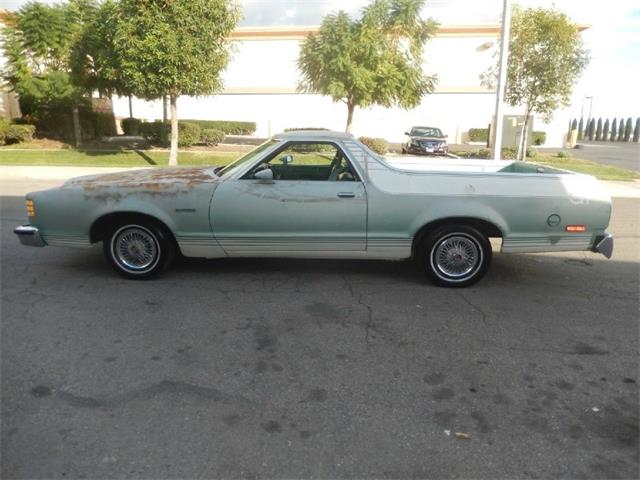 1978 Ford RANCHERO GT BROUGHAM | 900733