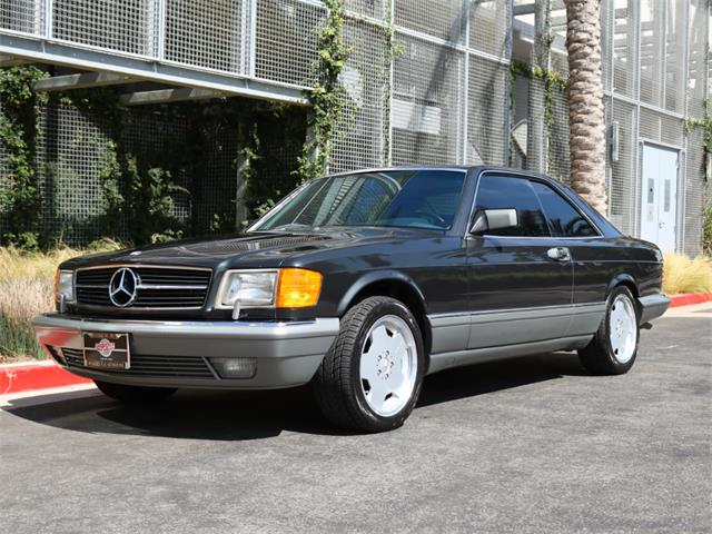 1988 Mercedes-Benz 560 | 907331