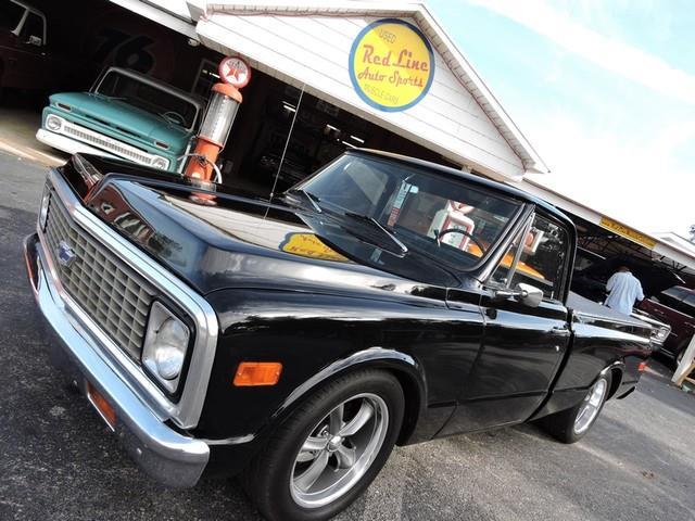1972 Chevrolet Cheyenne | 907335